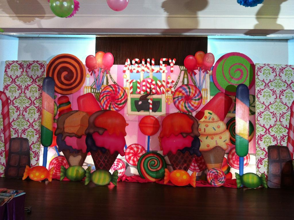 Ideas de decoraci n candy land dale detalles - Ideas diy decoracion ...