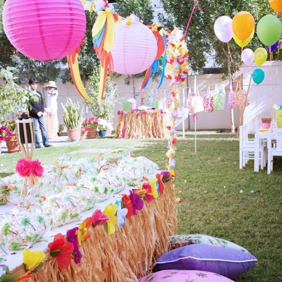 Fiesta Hawaiana Dale Detalles # Muebles Hawaianos