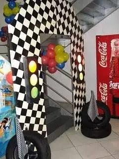 Hot Wheels Fiesta Tematica Dale Detalles