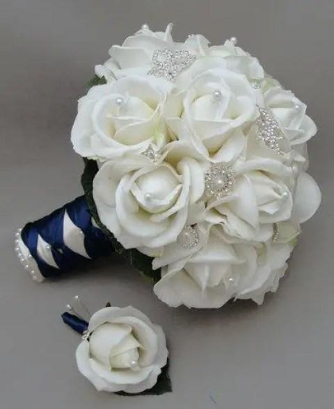 boda en azul marino6