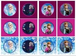 imprimibles frozen1