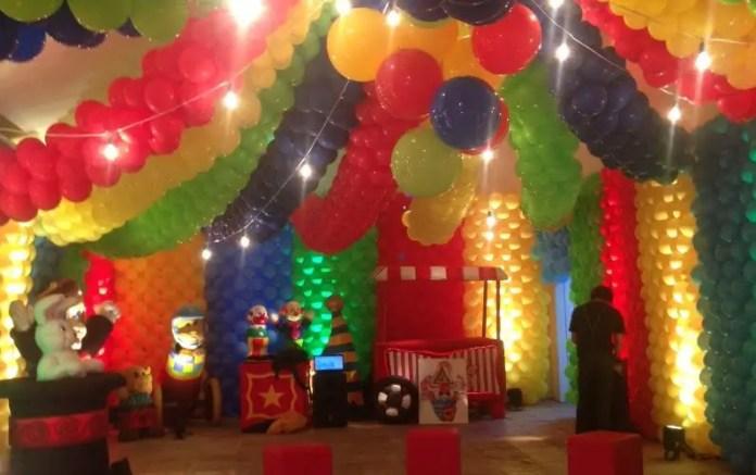 globo circo
