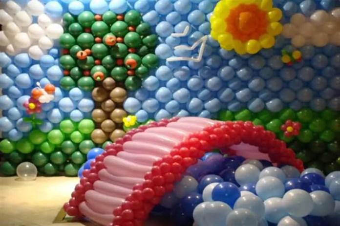 globo puente