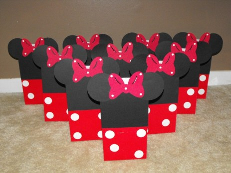 Minnie Mouse Decorations Red And Black minnie mouse party favor bags minnie mouse beesdiecutdesigns 1500 X 1125 - Minnie Mouse Party Ideas