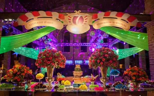Tomorrowland Tema Para Fiesta De Xv Años Dale Detalles