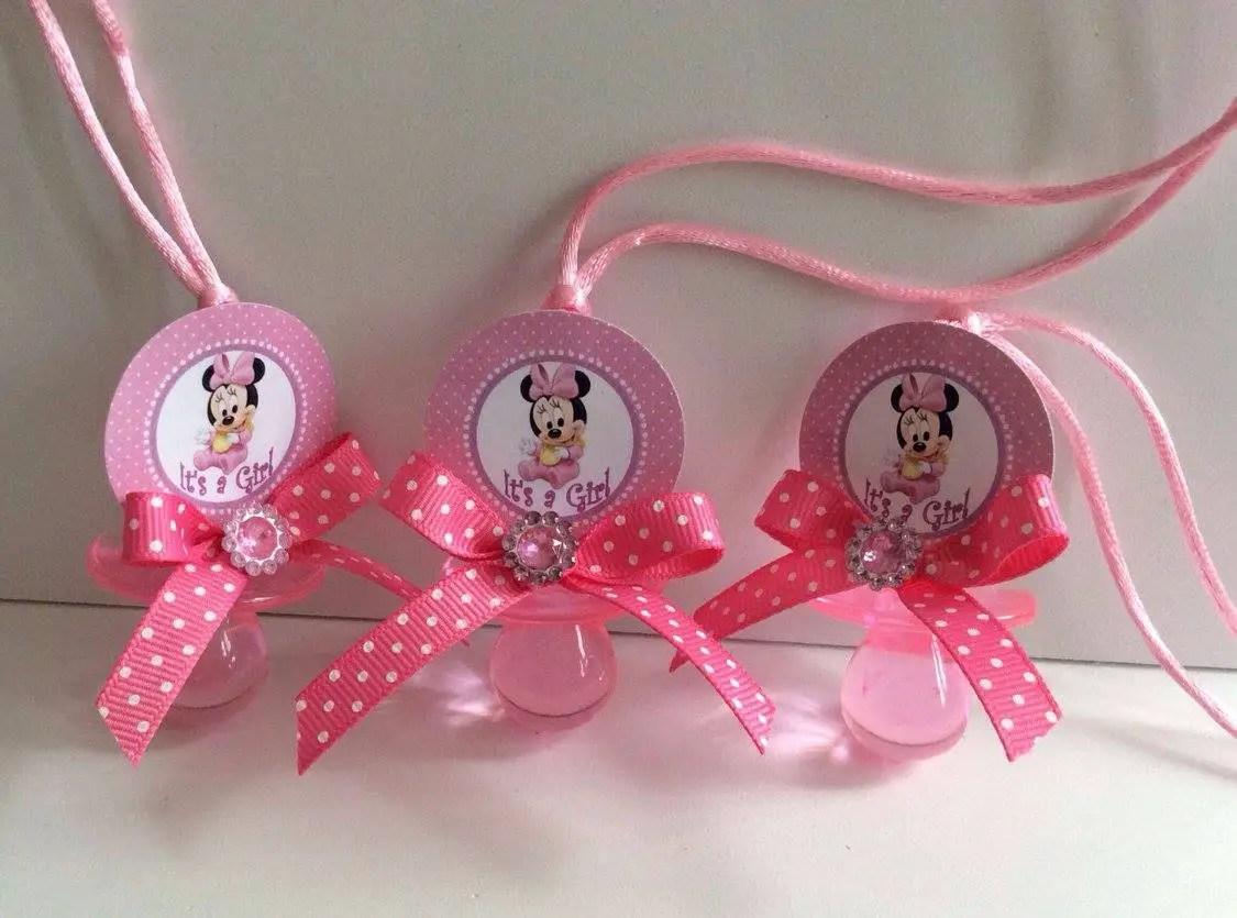 Ideas Adornos Baby Shower.Baby Shower Minnie Mouse Dale Detalles