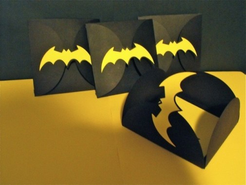invitaciones de batman1