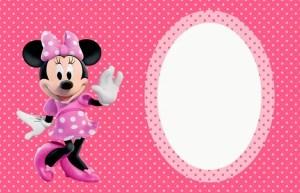 Imprimibles de Minnie en rosa2
