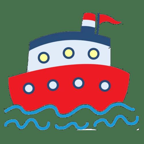 Ositos marineros, imprimibles gratuitos6