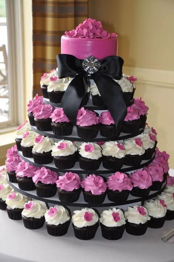 Originales Ideas Para Presentar Cupcakes Dale Detalles