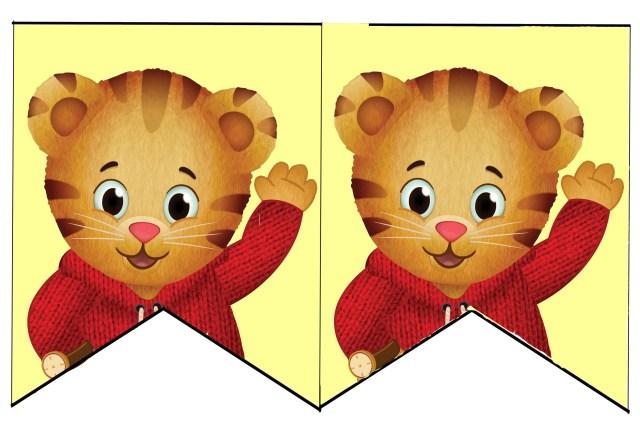 daniel tigre banner