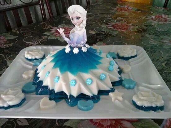 gelatina princesa4