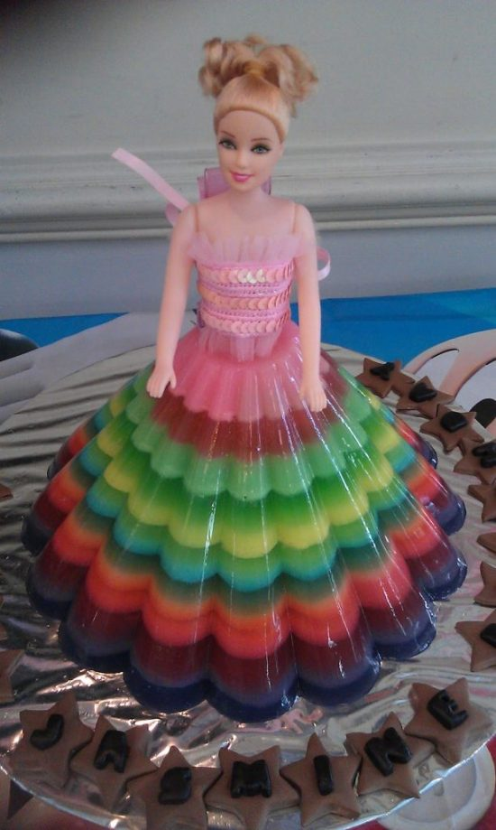gelatina princesa9