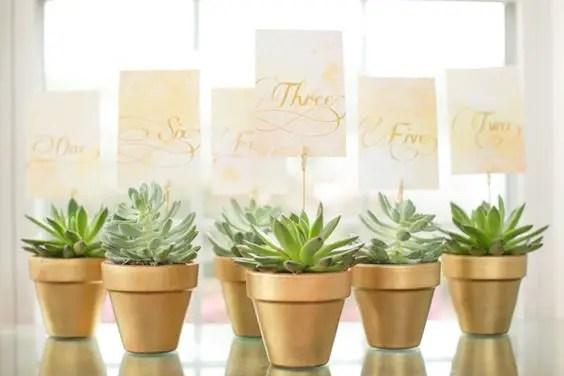 Mil formas para decorar macetas dale detalles - Macetas para pared ...