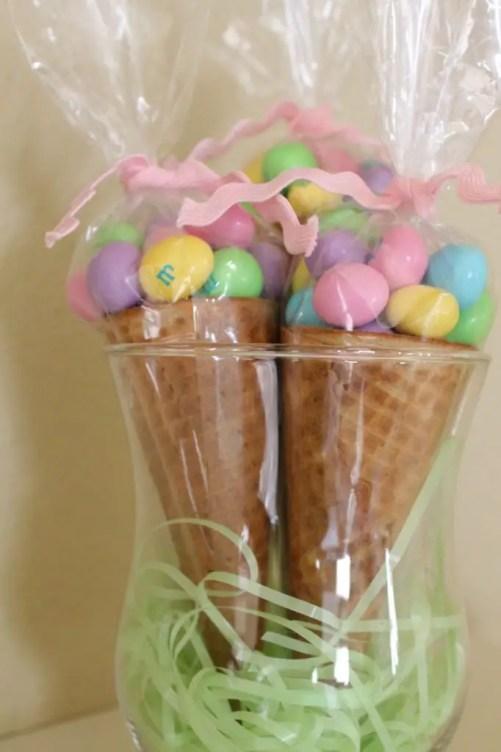 dulces en conos de celofan4