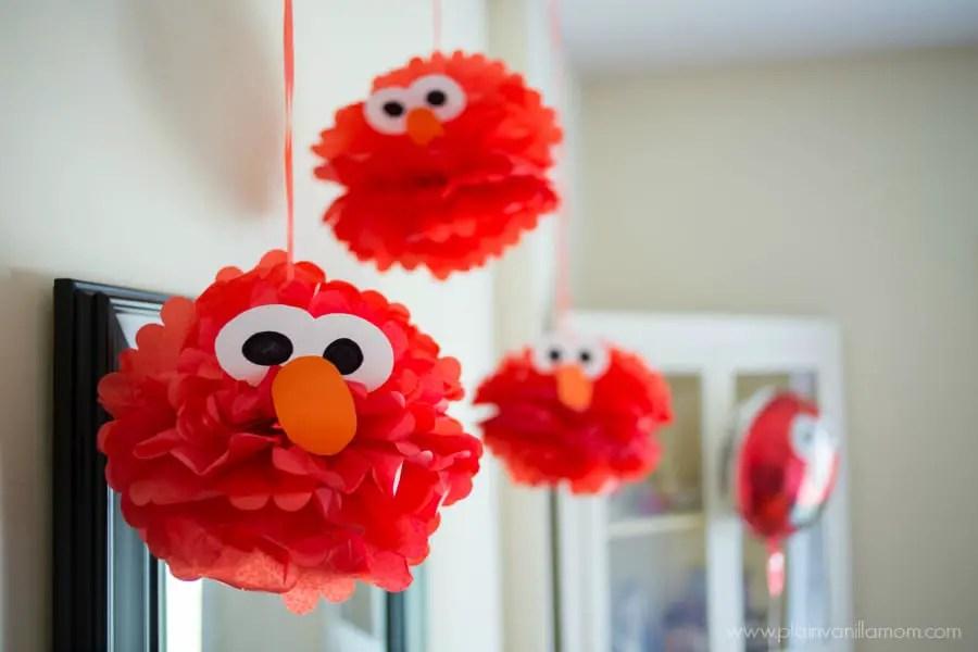 Elmo Fant 225 Sticas Ideas Para Fiesta Infantil Dale Detalles
