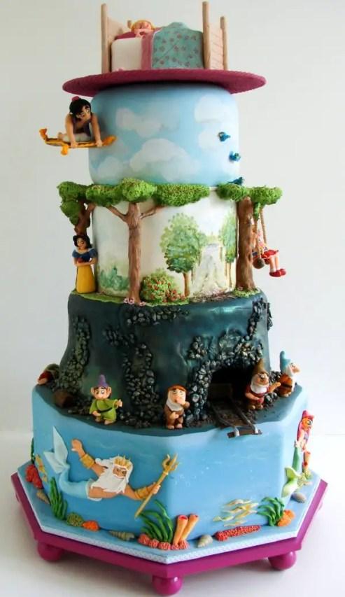 pastel princesas1