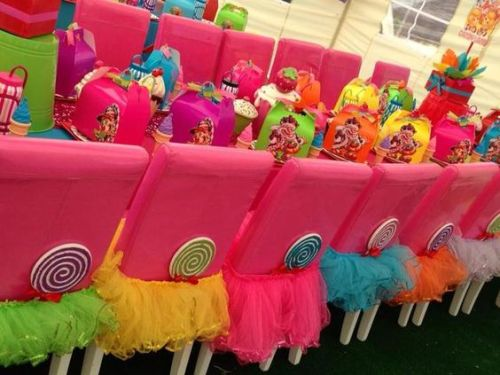 silla infantil decorada24