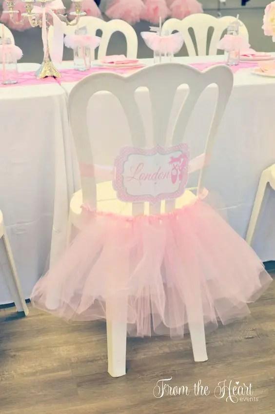 Decoraci n de sillas para fiestas infantiles dale detalles for Silla quinceanera