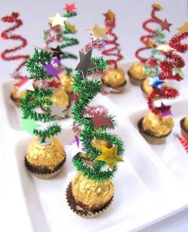 Ideas para obsequiar chocolates ferrero rocher en navidad dale detalles - Adornos para regalar en navidad ...