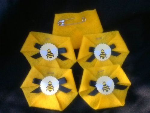 baby shower bumble bee