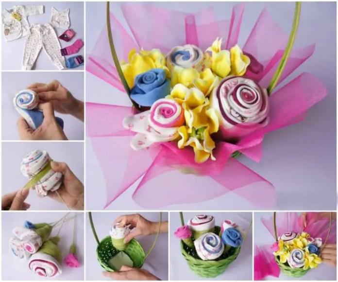 bouquet con ropa de bebe3