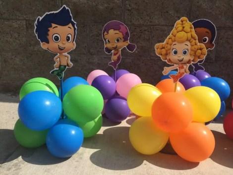 centro de mesa con globos13