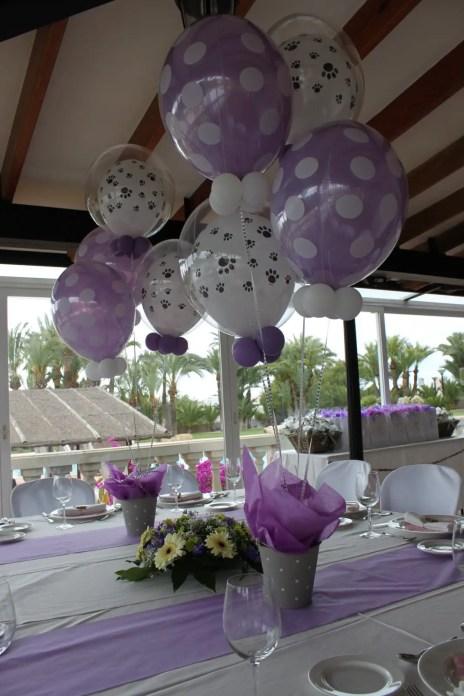 centro de mesa con globos15