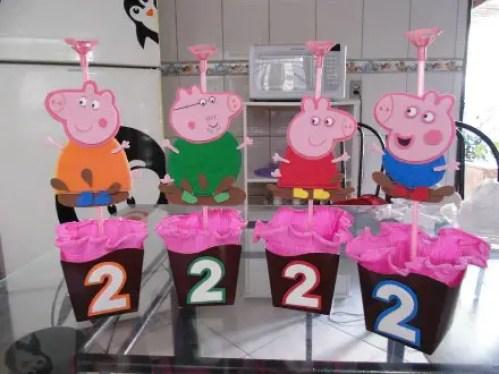 centro de mesa peppa pig18