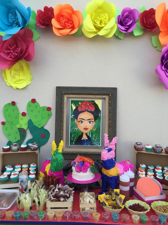 fiesta frida kahlo4