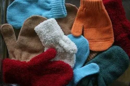 ideas para reciclar guantes1