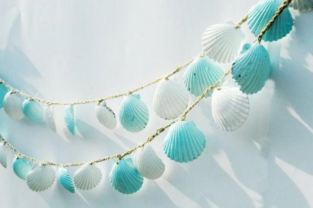 decoraci243n con conchas marinas y caracoles dale detalles