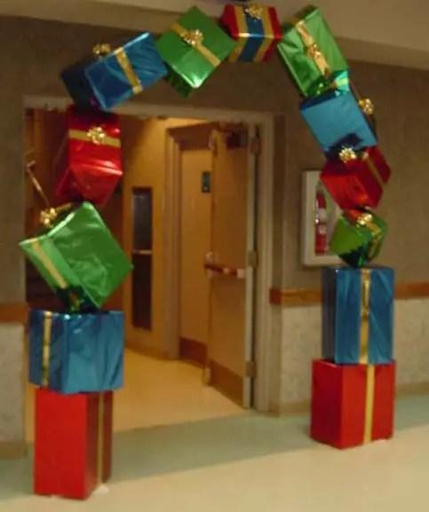 Decoraciones Navide 241 As Con Cajas De Cart 243 N Dale Detalles