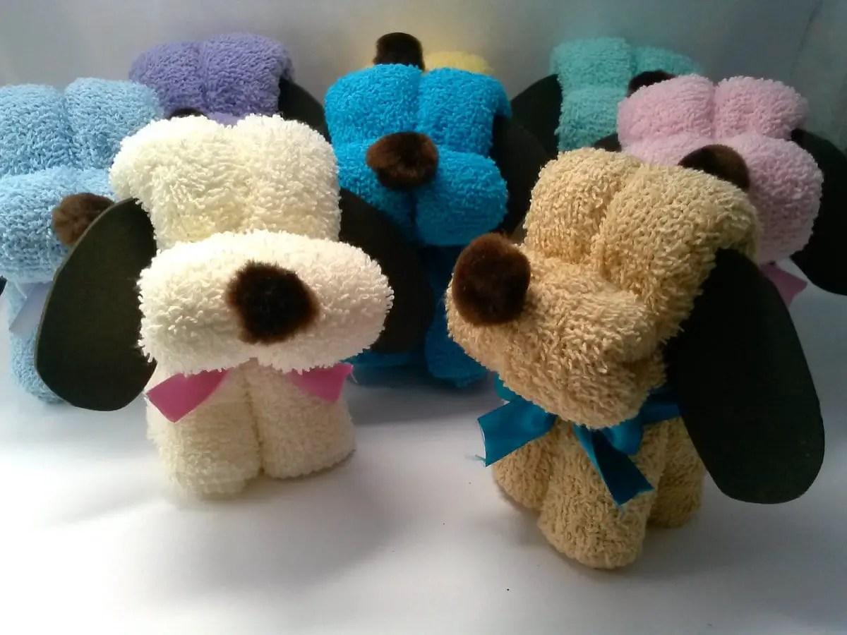 Obsequia toallas como recuerdos de forma original dale - Decoracion con toallas ...