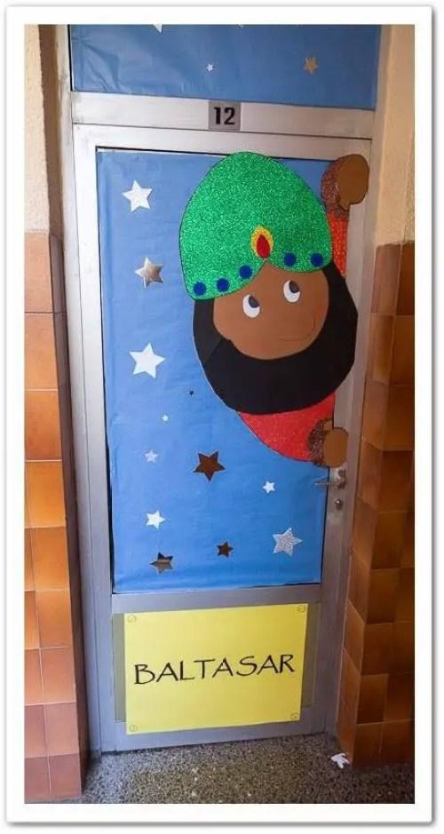 Ideas para decorar puertas escolares en navidad dale for Puertas decoradas de navidad para preescolar
