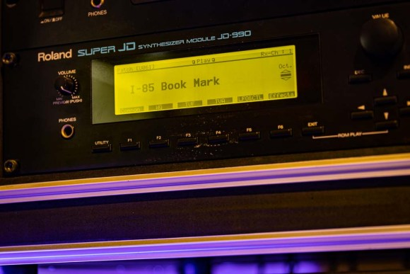 Roland JD-990 Synth