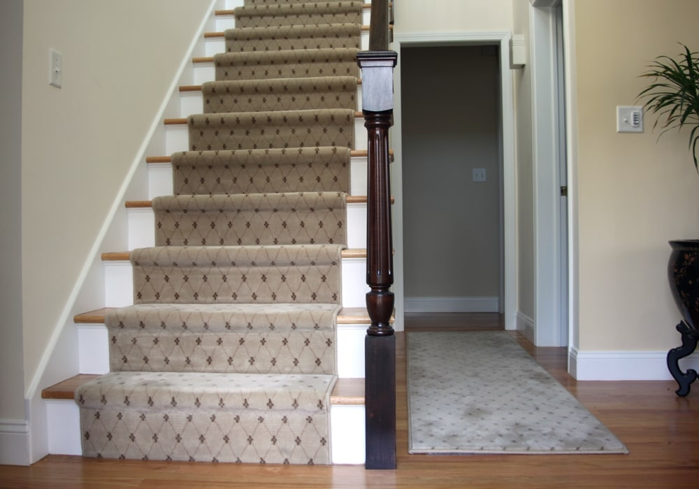 Nylon Carpet Stair Runner Dalene Flooring | Nylon Carpet For Stairs | Berber Carpet | Non Slip | Tread Covers | Rug | Stairway