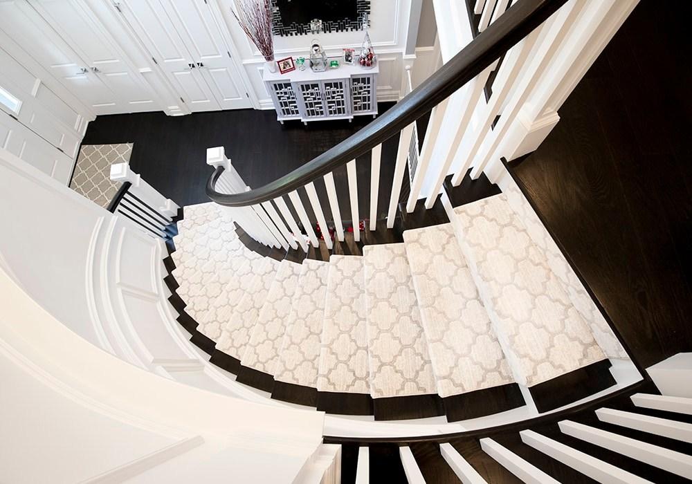 Hallway Carpet Stair Hallway Carpet Runners Dalene Flooring | Carpet Stair Runners Near Me | Stair Treads | Wood | Flooring