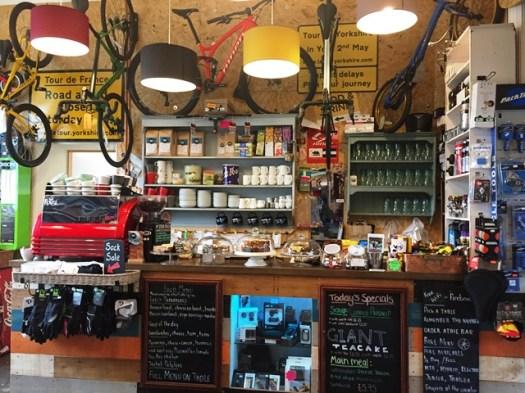 Firebox Cafe