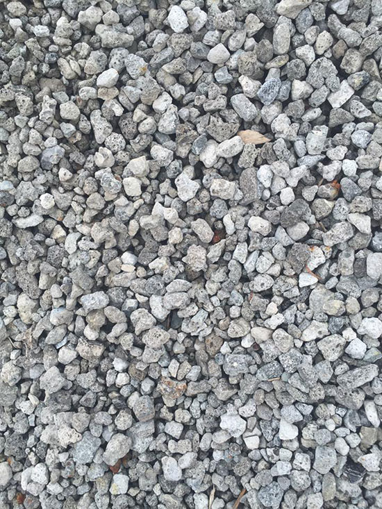Grey Landscaping Rock