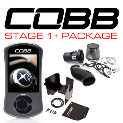 2012 Subaru WRX STi goes COBB Tuning Stage 1+