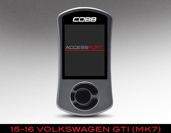 COBB TUNING ACCESSPORT V3: 2010-2016 VOLKSWAGEN GTI (MK6&7)