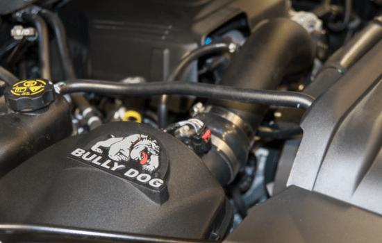 Bully Dog Press Release – RFI Cold Air Intake for GM (2016 Silverado/Sierra 6.0L)