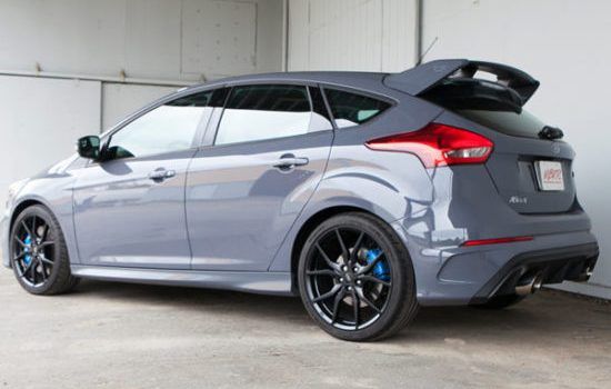MBRP PERFORMANCE EXHAUST CAT-BACK SYSTEM: 2016-UP FORD FOCUS RS