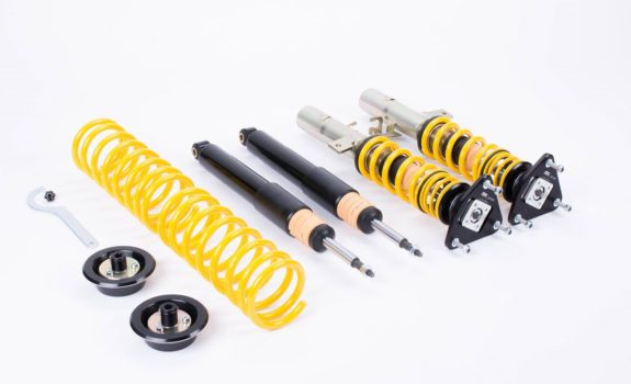 ST SUSPENSIONS XTA COILOVERS: 2016+ FORD FOCUS RS