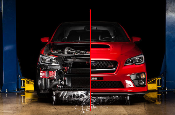 New COBB Subaru Front Mount Intercooler for STI 2015-2017