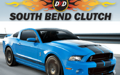 SOUTH BEND DUAL DISC CLUTCH KIT: 0913+ GT500 5.4L/5.8L