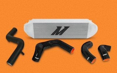 MISHIMOTO PERFORMANCE INTERCOOLER KIT: 2013+ FORD FOCUS ST