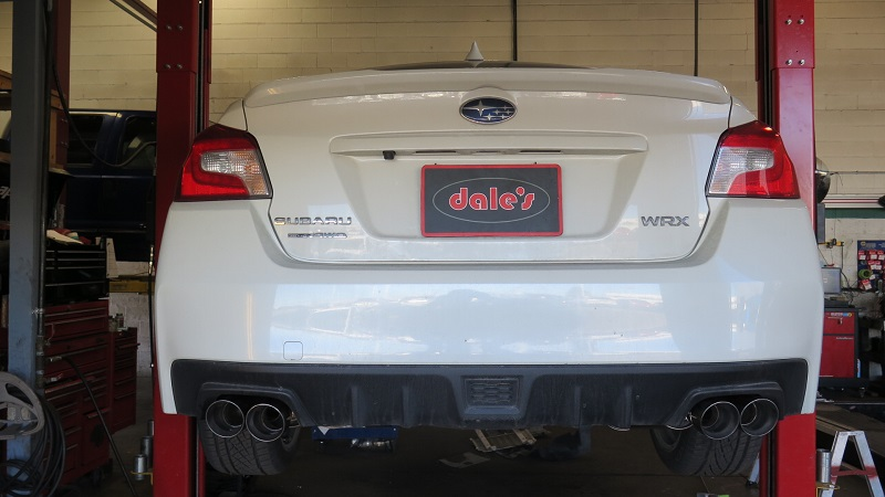 15+ WRX in for Stage 2+ MAP Performance Kit | Dales