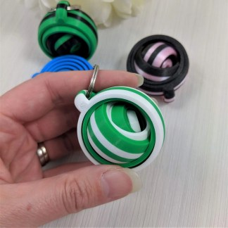 Swivel Fidget ring tool in various colours